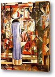 Св. Мария с домами и дымоходами (Бонн)