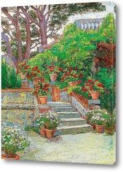 Картина Сад в Brioni