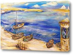 Картина Утро на Сицилии