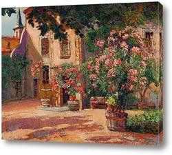 Французский двор