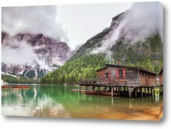 Постер Озеро Брайес