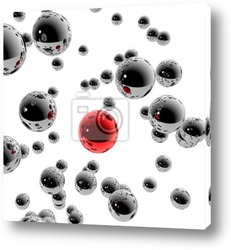 Постер 3D Иллюстрация / 3D графика: социальных средств массовой информа