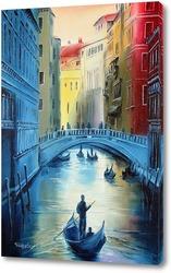 Каналами Венеции