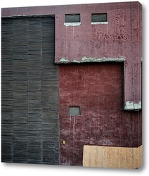 Геометрия цвета. Стены
