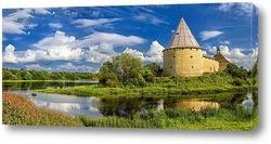 Постер Староладожская крепость