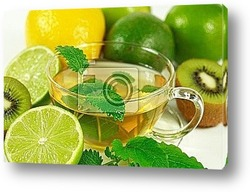 Постер Green tea