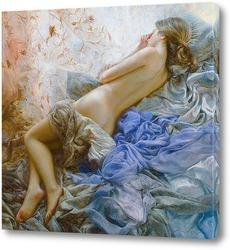 Картина Сиреневый сон