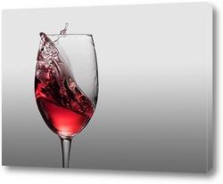 Постер Буря в бокале вина