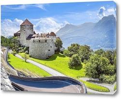 Постер Старинный Замок