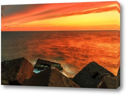 Пирс с видом на море