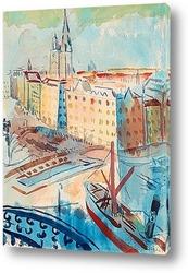 Стокгольм, сердце старого города