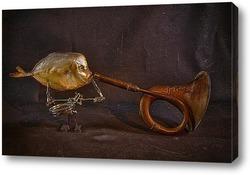 Постер Вомер и труба