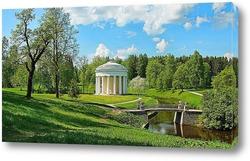 Постер Весенний день в Павловске