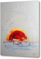 Картина Восход