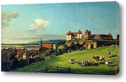 Вена, вид из дворца Бельведер