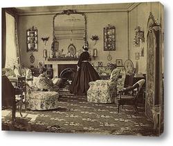 reading corner interior