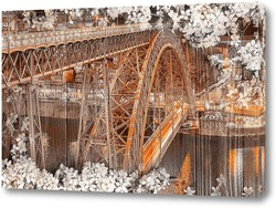 Постер мост Понти-ди-Дон-Луиш I