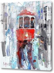 Постер Трамвайчик