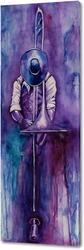 Картина Тромбонист