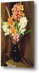 Картина Цветы, 1933