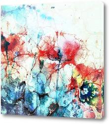 Картина Красные цветы мака