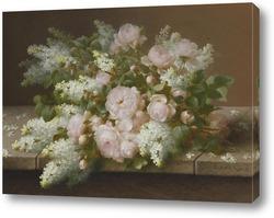 Картина Розовые розы