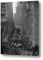 Фруктовая улица,Нью-Йорк,1923г.
