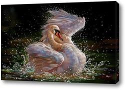 Картина Лебединый танец