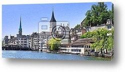 Постер Zurich