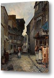 Улица в Ландерно