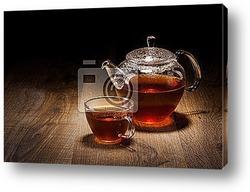 Чай с цветами жасмина