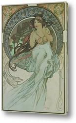 Постер Музыка 1898
