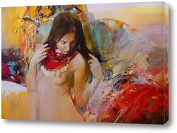 Картина Цыганская принцесса
