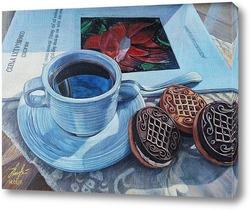 Картина Перерыв на кофе.