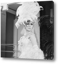 Актриса Эва Гарднер,1952г.
