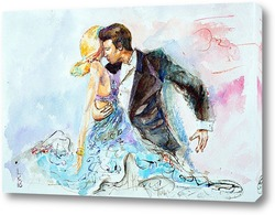 Постер Страсть танца