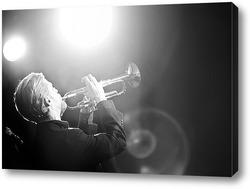 Картина Под звуки трубы