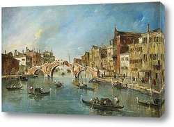 Венеция: Пунта делла Догана, 1770