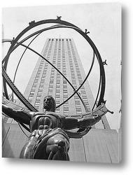 Статуя Свободы в Париже перед отправкой в США,1887г.