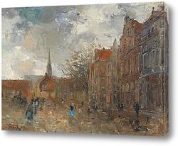 Картина Брюгге