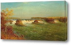 Картина Водопад Святого Антония