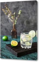 Постер Лимонад с лаймом 2