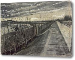 Картина Проселочная дорога