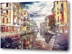 Постер Сказочная Венеция
