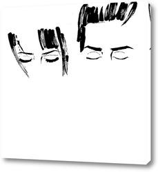 Картина Eyes