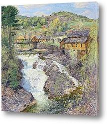 Картина Водопад