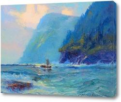 Картина Рыбацкая лодка