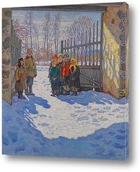 Постер Мартовское солнце, 1929