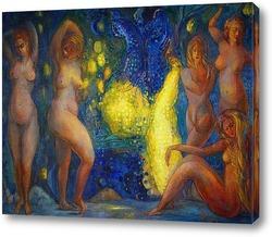 Постер Ночь на Ивана Купала