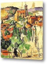 Постер Cezanne024